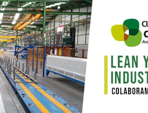 Lean y Productividad Industrial: Colaboramos con ALAS Iberia