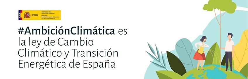Aprobada la primera ley para mitigar el cambio climático en España