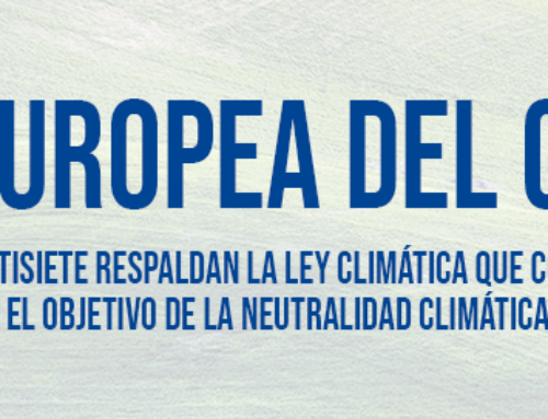 Respaldan la ley climática que consagra el objetivo de la neutralidad climática