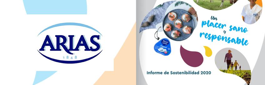Memoria RSC Mantequerías Arias 2020