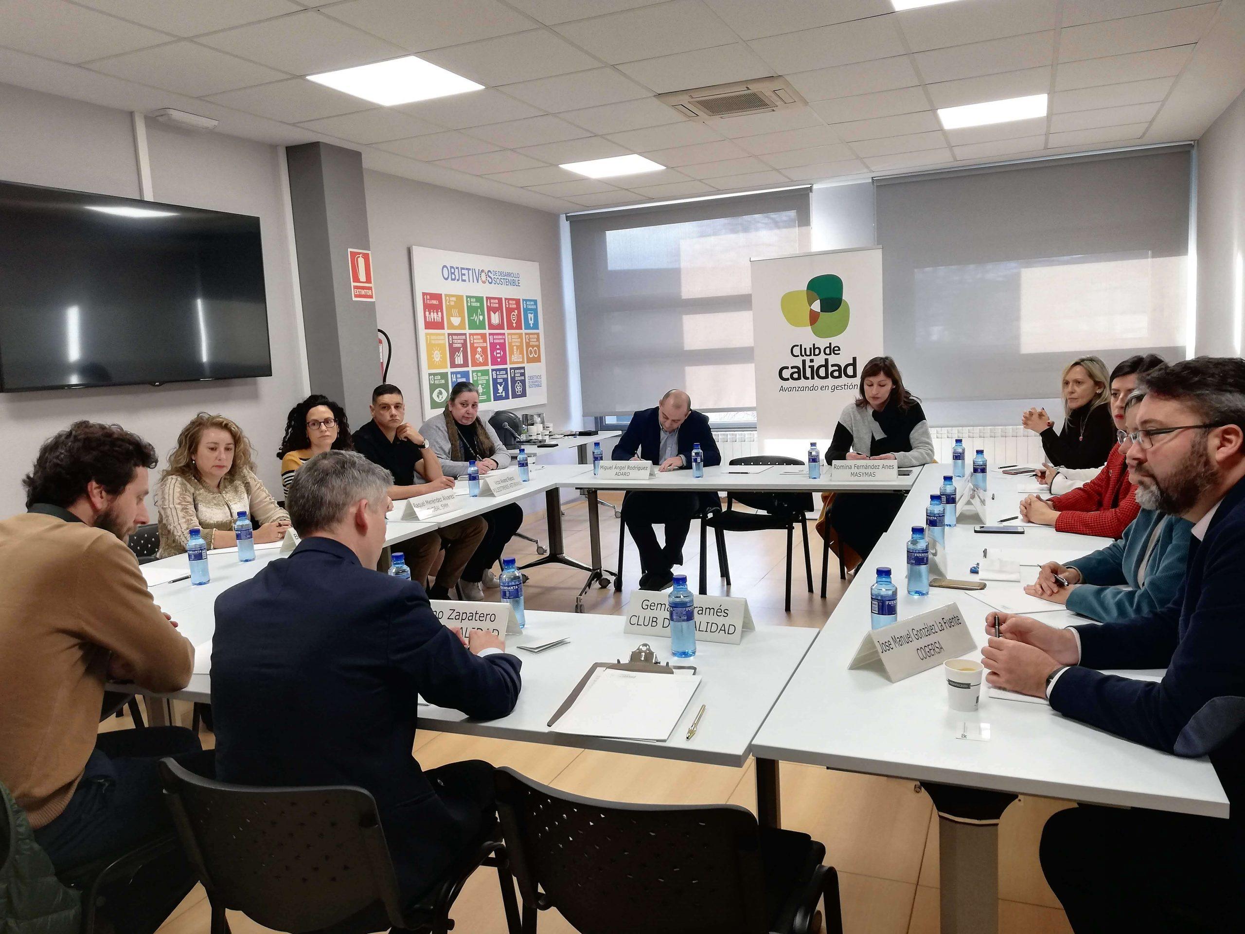 Mesa de los plásticos - Segunda reunión - 2020