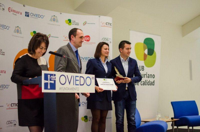 Ganador Carlos Canales CEX 2014
