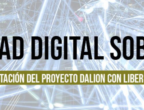 Presentamos a nuestros socios el Proyecto DALION