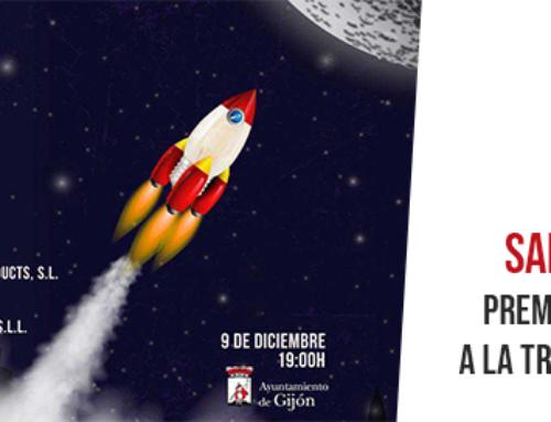 SAMOA INDUSTRIAL, Premio Gijón Impulsa 2020 a la Trayectoria Empresarial