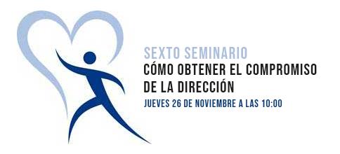 Red Empresas Saludables | Actividad 2021 | sexto seminario